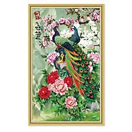 Tranh dán tường đôi chim công chữ Phúc LunaTM-0111K-NEW thumbnail
