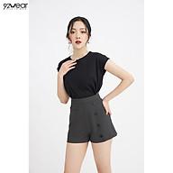 Quần shorts vải nắp túi 92Wear SVW0774 thumbnail