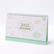 Lịch Để Bàn 2021 Dessert House Cat Desk Calendar thumbnail