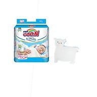 Tã dán Goo.n Premium NB70 S64 M60 L50 XL46 tặng Gối con cừu thumbnail