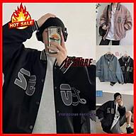 Áo Khoác Dù Nam Nữ Unisex - Áo Khoác Jacket Bombers 092 Siêu Hot - LP.STORE thumbnail