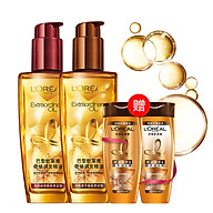 L Oreal (LOREAL) Qi Huan Run hair essential oil 100ml (very dry hair nourish nourish dry and easy to absorb) (new and old packaging random delivery) thumbnail