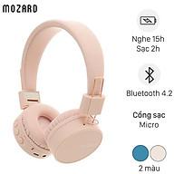 Tai nghe Bluetooth Mozard K8 - Hàng chính hãng thumbnail