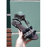 Giày Sandal Thổ Cẩm Chiến Binh thumbnail