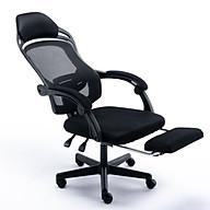 Ghế văn phòng lưng lưới cao cấp màu trắng thumbnail