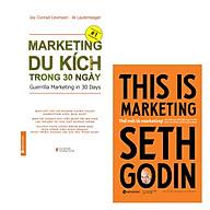 Combo Marketing Du Kích Marketing Du Kích Trong 30 Ngày + Thế Mới Là Marketing thumbnail