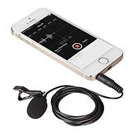 Micro Thu Âm Cài Áo Chuyên Nghiệp BOYA Lavalier, Smartphone And GoPro Mic BY-LM10 - Hàng Chính Hãng thumbnail