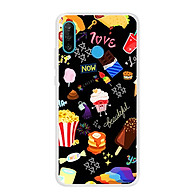 Ốp lưng dẻo cho điện thoại Huawei P30 Lite - 0197 FOOD - Hàng Chính Hãng thumbnail