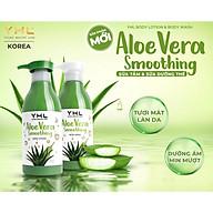 Sữa tắm chăm sóc cơ thể YHL cho các nàng, dưỡng ẩm, nha đam, 500ml Hàn Quốc thumbnail
