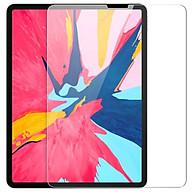 Miếng dán kính cường lực cho iPad Pro 11 inch 2018 Mercury Pro siêu mỏng 0.2mm, độ cứng 9H, vát cạnh 2.5D, độ trong HD - Hàng chính hãng thumbnail