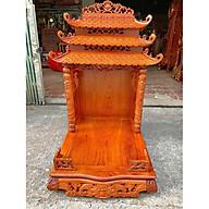 Ban Thần Tài gỗ Hương mái 3 tầng cao 1m, cực đẹp và sang trọng thumbnail