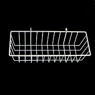 RỔ TREO KHUNG LƯỚI 3 MÀU TRẮNG ĐEN HỒNG MẪU 5 thumbnail