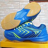 Giày bóng chuyền nam nữ Promax PR-19003 màu xanh dương, đế kép thumbnail