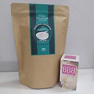 Combo sản phẩm đến từ Nhật Bản Collagen Pizkie 100% nguyên chất và Viên uống giúp tăng kích thước vòng ngực BBB Best Beauty Body Orihio thumbnail