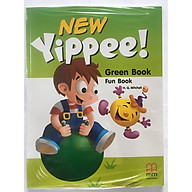 New Yippee Green Book Funbook + CD thumbnail