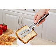 Kẹp Gắp thức ăn Inox - 24.8x7.4cm 160g thumbnail