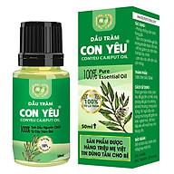 Dầu Tràm Con Yêu Cy50 (50ml) thumbnail