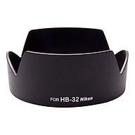 Lens Hood Nikon HB-32 (Đen) - Hàng Nhập Khẩu thumbnail