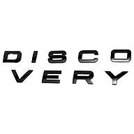 Decal Tem Chữ Discovery 3D Nhựa Abs Dán Trang Trí Ô Tô DC-DISCOABS thumbnail