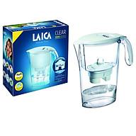 Combo Bình lọc nước LAICA J11A Trắng và 02 Lõi lọc nước (MADE IN ITALY) thumbnail