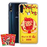 Ốp lưng dẻo cho điện thoại Zenfone Max Pro M2 - 01219 7956 HPNY2020 11 - Tặng bao lì xì Mừng Xuân Canh Tý - Hàng Chính Hãng thumbnail