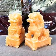 Cặp Kỳ Lân Ngọc Hoàng Long thumbnail