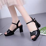 Sandal nữ không thấm nước thumbnail