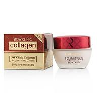 Kem dưỡng trắng da chống lão hóa Hàn Quốc cao cấp 3W Clinic Collagen Regeneration Cream (60ml) Hàng Chính Hãng thumbnail