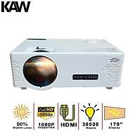 Máy chiếu KAW - EX435 Chính hãng, kết nối không dây với tất cả các điện thoại - Bảo hành uy tín 1 năm 1 đổi 1 thumbnail