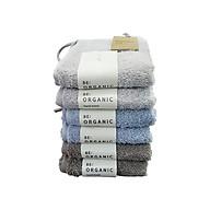 Khăn Tay Cotton Be Organic 30x30cm, 36G thumbnail