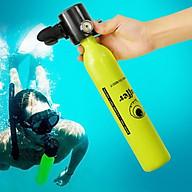 Bình dưỡng khí mini Puffer - Tự do lặn biển thumbnail