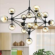 Đèn trần - Đèn trần phòng khách đèn trang trí nội thất ORIC 21 bóng MAI LAMP thumbnail