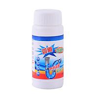 Bột thông tắc khử mùi hôi các đường ống dẫn nước trong nhà vệ sinh nhà bếp - 110g thumbnail