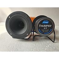 1 Đôi loa siêu treble JBM tròn, hàng chính hãng, sử dụng để lắp thêm vào hệ thống loa nghe nhạc, hát giải trí gia đình, nhà hàng, café thumbnail
