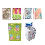 Áo Trùm Máy Giặt Cửa Trên Cỡ Lớn 7-9Kg Chống Rách Chống Thấm Tốt thumbnail