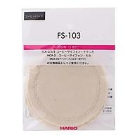 Vải Lọc Hario Syphon - Mã FS-103 thumbnail