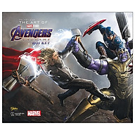 The Art Of Marvel Studios Avengers Endgame - Hồi Kết ( tặng kèm bookmark ) thumbnail