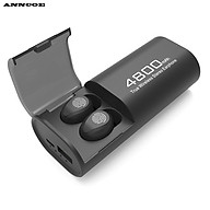 Tai nghe chơi game, nghe nhạc Anncoe AS22 KIÊM PIN SẠC DỰ PHÒNG dung lượng cao 480 mAh, kết nối Bluetooth 5.0, kiêm Giá đỡ điện thoại - Hàng chính hãng thumbnail