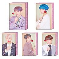 Lomo card các thành viên BTS Map of the Soul Persona (Tặng móc khóa gỗ BTS thiết kế độc quyền) thumbnail