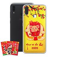 Ốp lưng dẻo cho điện thoại Zenfone Max M2 - 01217 7956 HPNY2020 11 - Tặng bao lì xì Mừng Xuân Canh Tý - Hàng Chính Hãng thumbnail