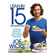 Lean in 15 - The Shape Plan 15 Minute Meals With Workouts to Build a Strong, Lean Body (Paperback) thumbnail