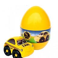 Đồ Chơi Bóc Trứng Sưu Tập Và Lắp Ráp Xe Taxi BENRIKIDS-VJX(Màu Ngẫu Nhiên) thumbnail