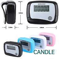 LCD Electronic Digital Pedometer Calories Walking Distance Movement Counter thumbnail