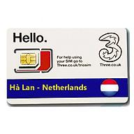 Sim Du lịch Hà Lan - Netherlands 4G tốc độ cao thumbnail