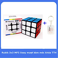 Rubik 3x3 MF3 Xoay Mượt Kèm Móc Khóa TTH thumbnail