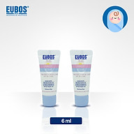 Combo 2 kem chống nắng cho mẹ bầu và trẻ em mini EUBOS 6ml thumbnail