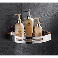 Kệ góc nhà tắm Inox 304 thumbnail