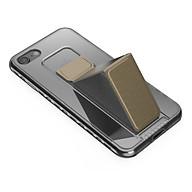 Ốp Điện Thoại Trong Suốt Kèm Gia Đỡ Gấp Được Chống Trầy Cho iphone 7 Iphone 8 Dodocool Đen (4.7 Inch) thumbnail