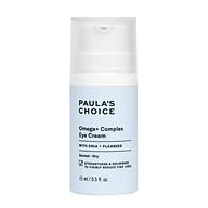 Kem dưỡng làm mềm và giảm nhăn vùng mắt Omega+ Complex Eye Cream 15ml mã 7500 thumbnail