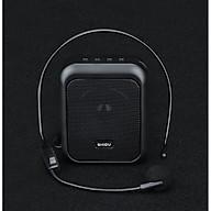 Loa Trợ Giảng Có Dây Hỗ Trợ Nghe Nhạc Bluetooth 5.0 SHIDU SD-M100 - Hàng Chính Hãng thumbnail